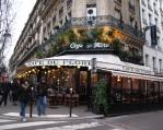 Cafe de Flore, Paris, Winter 2013