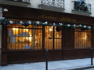 Allard, rue Saint-Andre des Arts, Paris, Winter 2013